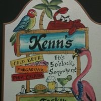 Kenn's Tacky Tiki Hut- Restaurant, Bar & Gift Shop