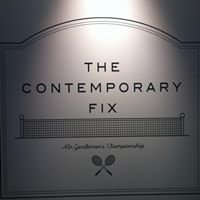The Contemporary fix 藤井大丸店
