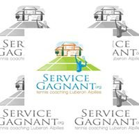Service Gagnant tennis coaching