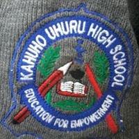 Kahuho Uhuru HIGH School
