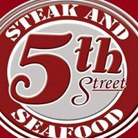 Closed 5th Street Steak & Seafood