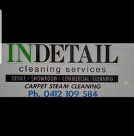 In Detail Cleaning Services