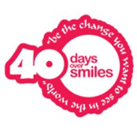 40 Days Over 40 Smiles Foundation