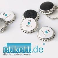 etikett.de - die labeldruckerei.