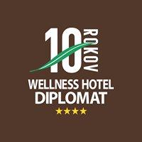 Wellness Hotel Diplomat **** Rajecké Teplice