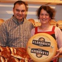 Santy brood en kaas