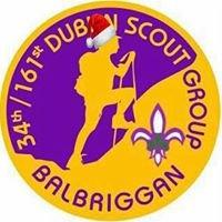 Balbriggan Scouts, 34th/161st Dublin