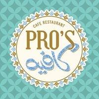 Pro's Cafe