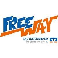 FreeWay - die Jugendbank der Volksbank Eifel