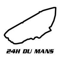Circuit 24H Du Mans