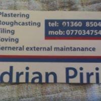 Adrian Pirie Plastering