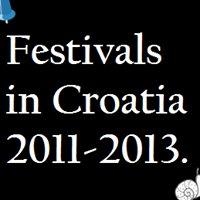 Festivals in Croatia / 2011.