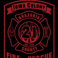 Iowa Colony Fire Department