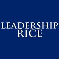 Leadership Rice