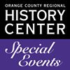 Special Events at the History Center