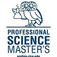 Rice University: Professional Science Master's Program