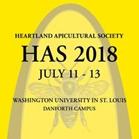 Heartland Apicultural Society- HAS- Beekeeping