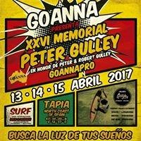 Campeonato del Mundo de Surf de Tapia. GOANNA PRO