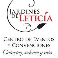 JARDINES DE LETICIA - Centro de Eventos y Convenciones