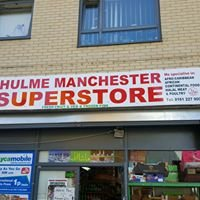 Hulme manchester superstore