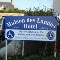 Maison des Landes Hotel for disabled  people and their families.