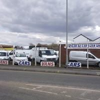 Wigan road car and van sales