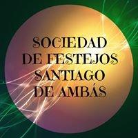Sociedad de Festejos Santiago de Ambás.