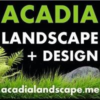 Acadia Landscape + Design