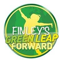 Finley's 'Green Leap Forward' Fund