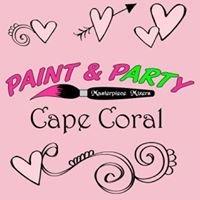 Masterpiece Mixers Paint & Party - Cape Coral
