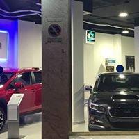 Estil Competicio - Concesionario Subaru