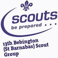 13th Bebington Scout Group