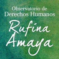 Observatorio de Derechos Humanos Rufina Amaya