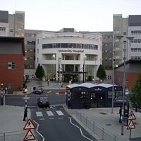 Walsgrave Hospital Coventry