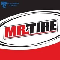 Mr. Tire Rice Farmers Coop