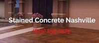 Nashville Stamped Concrete