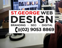St.George Web Design Sydney