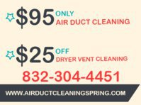 Air Duct Cleaning Spring