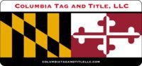 Columbia Tag and Title