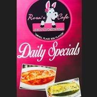 Rosa's Cafe'