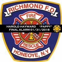 Richmond Volunteer Fire Department