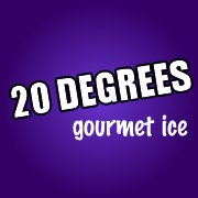 20 Degrees gourmet ice
