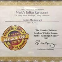 Medo's Italian Restaurant