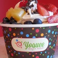 Yoguee Frozen Yogurt
