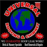 Universal roofing and chimney inc.