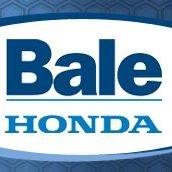 Bale Honda   Incentives and Specials