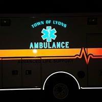 Town of Lyons Ambulance