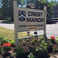 Crest Manor Living and Rehabilitation Center
