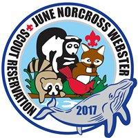 June Norcross Webster Scout Reservation