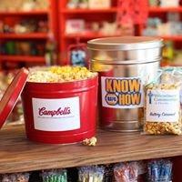 The Poppin Box gourmet popcorn shop